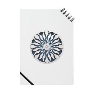 幾何学模様No.863 Notebook