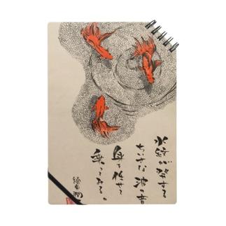表紙になった詩画 Notes