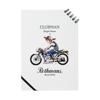 ロスマンズバイク女子 Notes