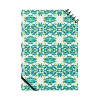 No.718_魚 Notebook