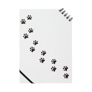 猫の足跡 ノート