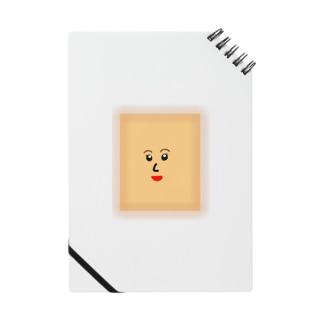 湿布のようなパン Notebook