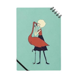 あたしのかわいいフラミンゴ Notes
