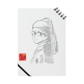 真珠の耳飾りの少女👓 Notes