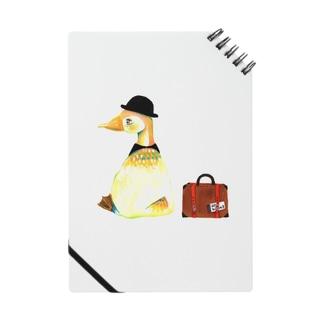 旅するガチョウ Notes