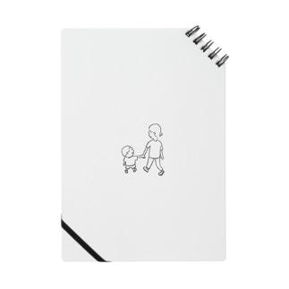 母と息子 ほっこりfamily いっしょにお散歩 Notes