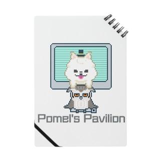 Pomel's Pavilion  Notes