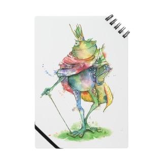蛙の王 Notes