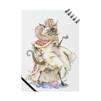 猫の王 ノート