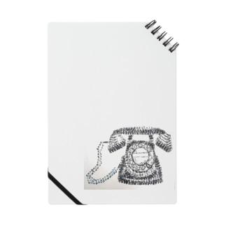 Good analog tool   黒電話 Notes