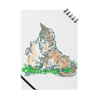 猫ちゃん 親子 Notes