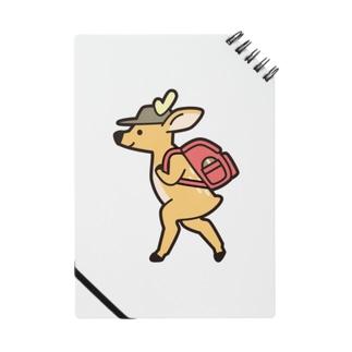 旅する鹿さん Notes