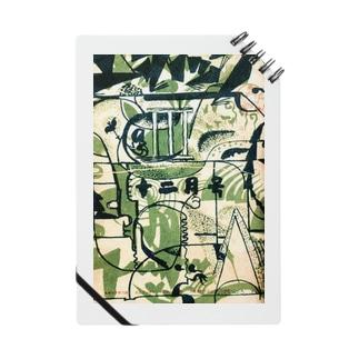 『エポック』 第3號(1922年12月)玉村善之助 カバーデザイン ノート