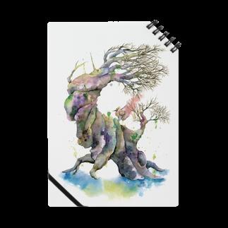 松野和貴の樹の王 ノート