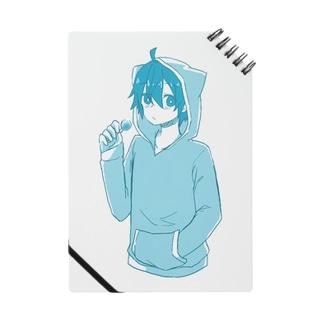猫耳パーカー男子 Notes