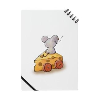 ネズミくんとチーズ Notes