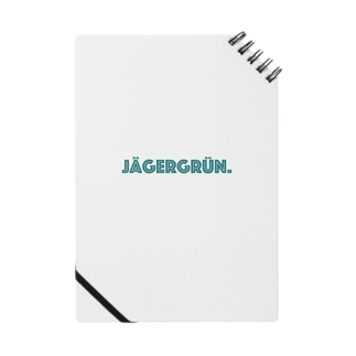 Jägergrün. by mincora. Notes