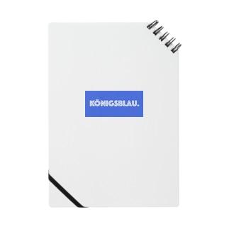 Königsblau. by mincora. Notes