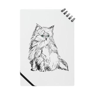 そら色の瞳の猫 Notes