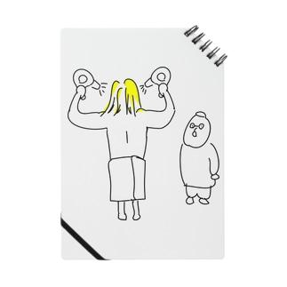 筋トレ日記 1 Notes