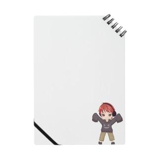 ひらめのグッズ!!((ミニキャラver)) Notes