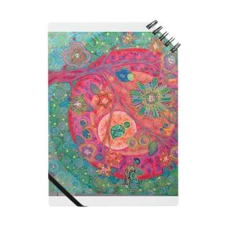 pink moon ノート