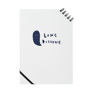 long distance (ghost) ノート