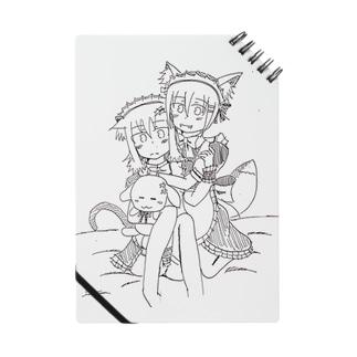 獣妹達(苺花×神子) Notes