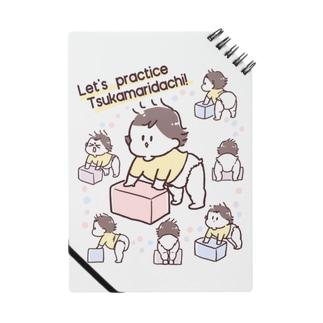 つかまり立ち練習 Notes