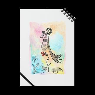 airuhinaの虹鳥 Notes