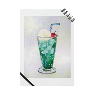 メロンクリームソーダ Notes