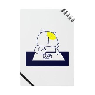 ねぼけたねこのノート Notes
