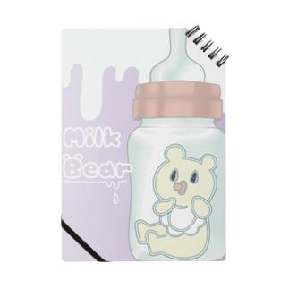 MilkBear Notes