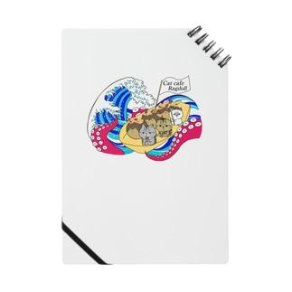 猫カフェラグドールたこ焼きデザイン Notes