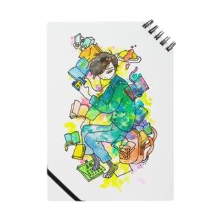 ちょこさんと本 Notes