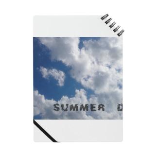 Summer days Notes