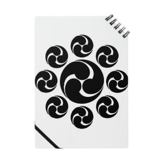 家紋シリーズ Notes