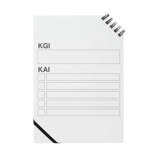 目標ノート Notes
