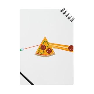 狂気とチーズほとばしるピザ Notes