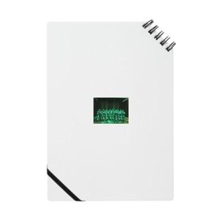 LED発光舞台衣装 Notes