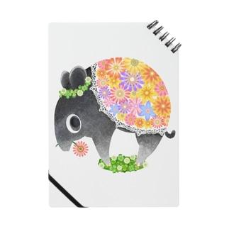 はなくいバク(シンプル) Notes
