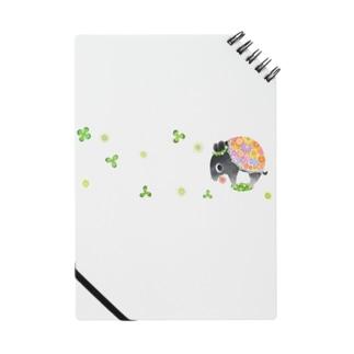 はなくいバク(クローバー) Notes