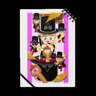 CHOCO's tei☆tei☆factoryの魔術師ワルド Notes