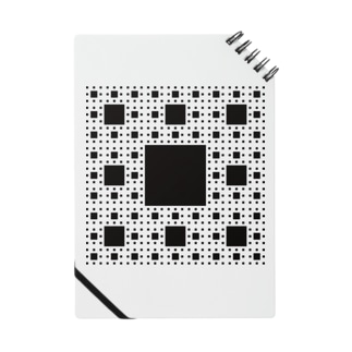 Fractal Sierpinski Carpet Notes