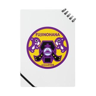 パ紋No.2736 FUJINOHANA Notes