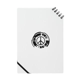 MGSPWピースマーク Notebook