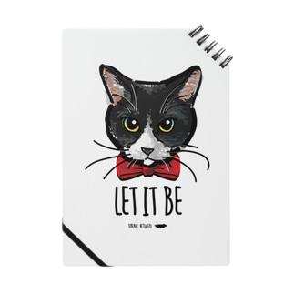 白黒猫 Notebook