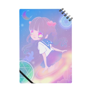 宇宙召喚少女 ノート