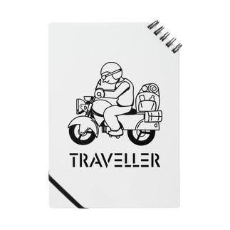 TRAVELLER トラベラー 222 Notes