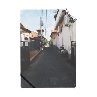 バリの散歩道 Notes